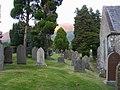 Churchyard of St Mary's Church Thornthwaite - geograph.org.uk - 1509213.jpg