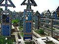 Cimitirul Vesel din Săpânța, județul Maramureș - detalii 06.JPG