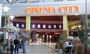 Cinema City International - Cinema City in Prague