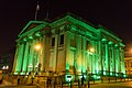 City Hall, Dublin, during Saint Patrick's Day.jpg