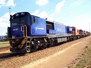 South African Class 39-000 - Image: Class 39 000 39 001
