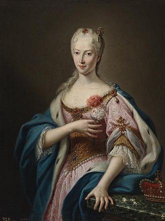 Maria Clementina Sobieska - Image: Clementina Sobiesky