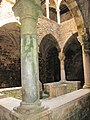 Cloitre de la Prière - Fortified monastery of Abbey Lérins-Cannes.jpg