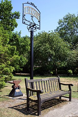 Cmglee Teversham village sign.jpg