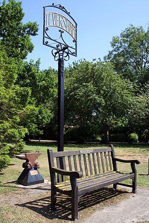 Teversham - Teversham village sign