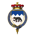 Coat of Arms of John Hunt, Baron Hunt, KG, CBE, DSO, PC.png