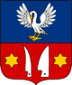 Coat of arms of Backi Jarak.png