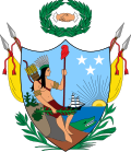 Coat of arms of Gran Colombia (1819).svg