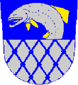 Coat of arms of Kymenlaakso in Finland.png