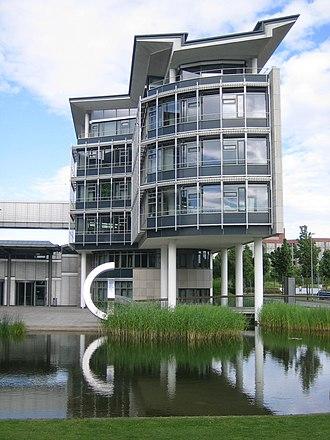 Compagnie Française d'Assurance pour le Commerce Extérieur - COFACE building in Mainz, Germany