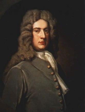 """Lee family -  Colonel Richard Lee """"the Founder"""" of the family in North America"""