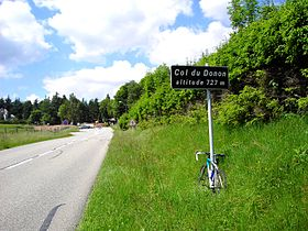 Image illustrative de l'article Col du Donon