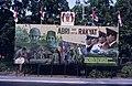 Collectie NMvWereldculturen, TM-20019419, Dia- Schildering ter gelegenheid van het 40-jarig jubileum van de viering van Onafhankelijkheidsdag, Henk van Rinsum, 08-1985.jpg