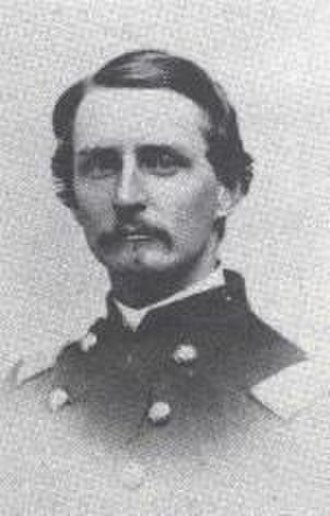 Horatio Rogers Jr. - Rogers as a colonel during the American Civil War.