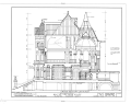 Colonel Walter Gresham House, 1402 Broadway, Galveston, Galveston County, TX HABS TEX,84-GALV,26- (sheet 10 of 11).png