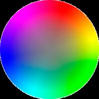 Цвет и его проявления. - Страница 6 200px-Color_circle_(hue-sat)