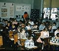 Color film strip depicting various photos of scenes and statistics from c.1949-1950's Duplin County Schools, PhC.188. From Photograph Collections, State Archives of North Carolina, Raleigh, NC. (9017966448).jpg