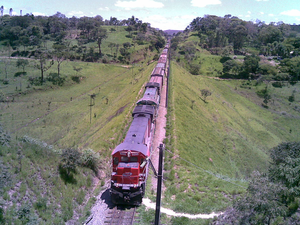 Trens no Brasil
