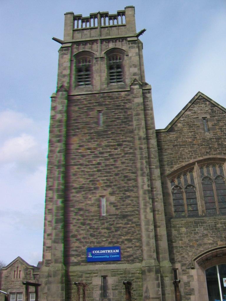 Community Centre, Coldstream