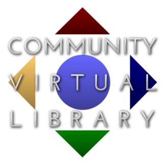 Community Virtual Library Logo