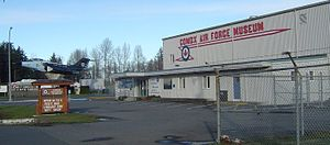 Comox Air Force Museum - Image: Comox Air Force Museum