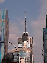 Belangrijke Gebouwen New York.Lijst Van Hoogste Gebouwen Van New York Stad Wikipedia