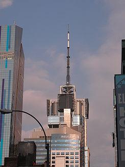 Vogue World Trade Centre Restaurant