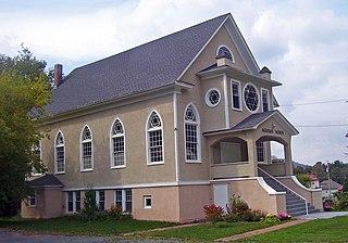 Congregation Agudas Achim (Livingston Manor, New York)