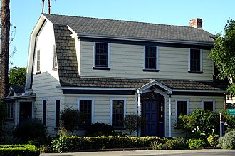City of Ventura Historic Landmarks and Districts - Image: Conklin Residence (Ventura, California)