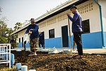 Construction Finishes at the Wat Ban Mak School During Exercise Cobra Gold 160214-M-AR450-139.jpg