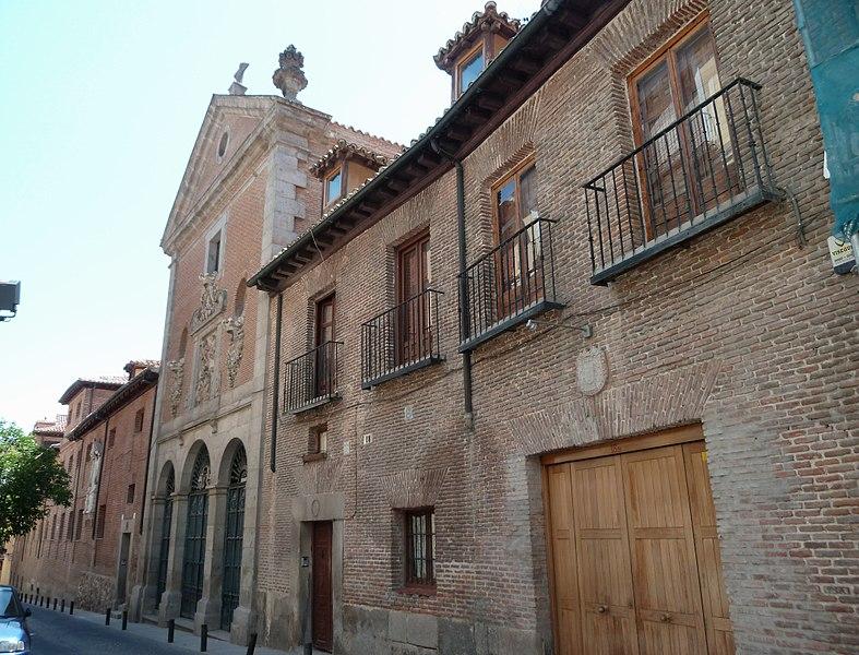 File:Convento de las Trinitarias Descalzas (Madrid) 01.jpg
