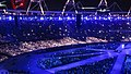 Cool LED lighting at the Olympic Closing Ceremony (7891223210).jpg
