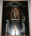 Coperta di Giovanni Martinelli del 1642; Madonna col Bambino di Jacopo del Casentino.jpg