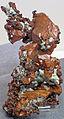 Copper (Mesoproterozoic, 1.05-1.06 Ga; Quincy Mine, Houghton County, Michigan, USA) (17327574495).jpg