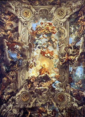האלגוריה האלוהית-ברבריני-רומא
