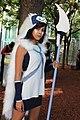 Cosplay of San (Princess Mononoke), Fanime 2015 (18120240956).jpg