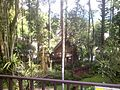 "Cottages behind the trees, Sampireun , Garut "" - panoramio.jpg"