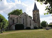 Coulommes - Église et monument aux morts 2.jpg