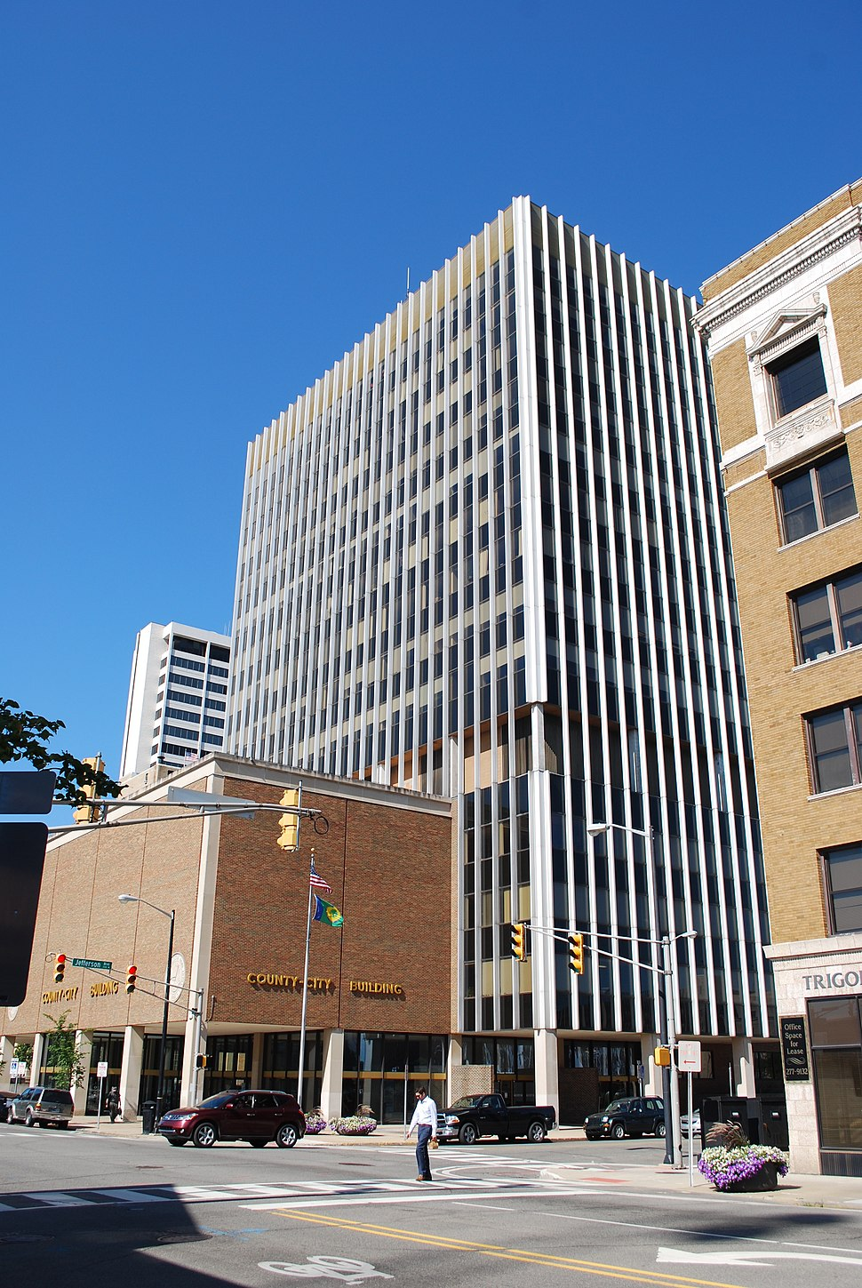 County-City Building South Bend 2015