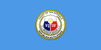 Court of Tax Appeals of the Philippines - Flag of the Court of Tax Appeals