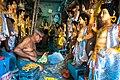 Craftsman making Crown for Lord Vishwakarma, Kumortuli, Kolkata.jpg