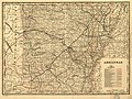 Cram's township and rail road map of Arkansas. LOC 98688446.jpg