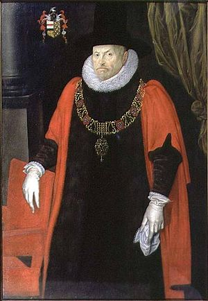 William Craven (Lord Mayor of London) - Sir William Craven (by Marcus Gheeraerts the Younger)