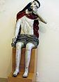 Cristo en una mazmorra,Arkhangelsk Siglo XVIII.JPG