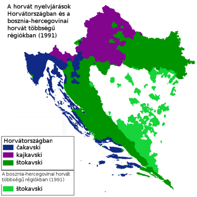 Croatian dialects in Cro and BiH 1-hu.PNG