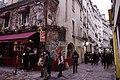 Croisement rue des Rosiers et rue des Hospitalières-Saint-Gervais, Paris.jpg
