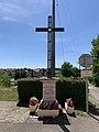 Croix 1843 Route Effondras Mézériat 3.jpg