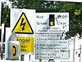 Crossing instructions - geograph.org.uk - 228959.jpg