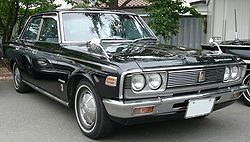 Toyota Crown S50 sedan