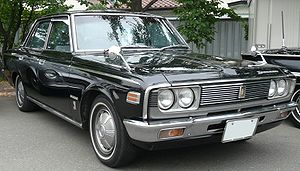 Toyota Crown - Toyota Crown S50 Super Deluxe Sedan